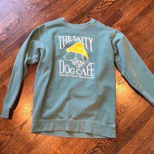 Sweaters - Salty Dog cafe sweatshirt